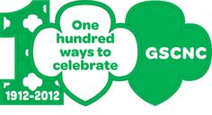 Patch Programs made specifically for the 100th Anniversary of Girl Scouting.