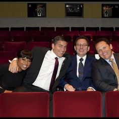 Person of Interest stars! Love that show!