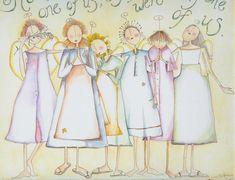 Claire Stoner Ilustradora Acuarelas
