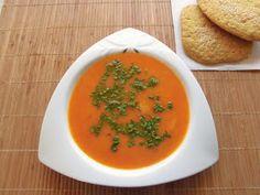 Český flexitarián: září 2015 Thai Red Curry, Ethnic Recipes, Food, Essen, Meals, Yemek, Eten