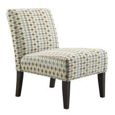 Found it at Wayfair - Polycarp Slipper Chair
