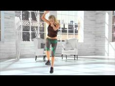 Play my happy songs and just dance, love it!  Dance Cardio