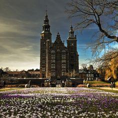 Rosenborg, Copenhagen #dansk #castle - Loved by @denmarkhouse