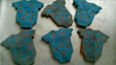 Baby Onesie Cookie Favors.  Gone are the days of giving those plastic party fqvors no one has any use for. People collect thwem then eventually throw them away.  Why not give them something MORE MEMORABLE? Some EDIBLE. Edible Gifts Make Incredible Gifts. ...Created by Pasty Chef Danielle of Annie Mae's Bakery of Brooklyn NY