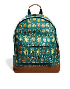 Image 1 of Mi-Pac Beetle Backpack