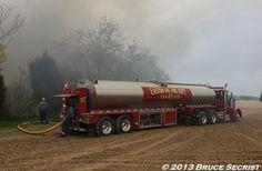 First Responders Are Life. Firefighter Paramedic, Volunteer Firefighter, Cool Trucks, Big Trucks, Semi Trucks, Ambulance, Wildland Fire, Radios, Cool Fire