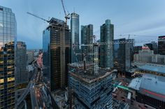 Harbour Plaza continues to climb up the Toronto skyline
