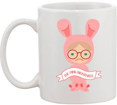 The Pink Nightmare Mug #NYLONshop http://shop.nylon.com/collections/whats-new/products/the-pink-nightmare-mug
