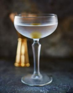 With that signature olive garnish, there's no cocktail as iconic as this one. This gin martini recipe is simple, sophisticated and delicious.