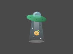 UFO by Mengya Hao