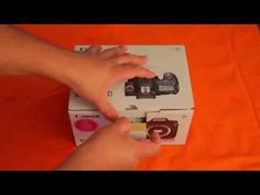 Canon 80D unboxing Video