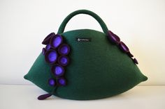 Sea anemone bag♪ green