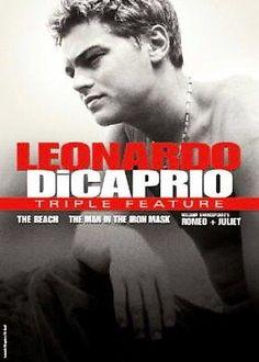 Twentieth Century Fox Leonardo Dicaprio Triple Feature