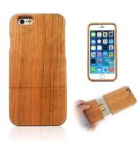phone6 willow wood 2 in 1 Material Mobile Phone Case for Apple Iphone 6 Iphone6 wood cases Back Cover