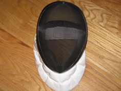 @fencinguniverse : Absolute Fencing Gear Fencing Helmet Mask EUC Size Small White  $25.00 (0 Bids) End Date:  http://aafa.me/1FGUsCo http://aafa.me/1M0tCCf
