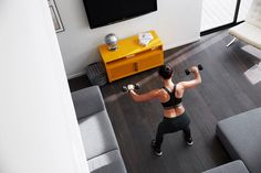 Do These 3 Things in Your Living Room to Lose Weight