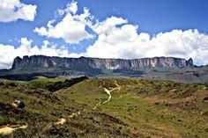 Sunday Snapshot: Mount Roraima, Venezuela