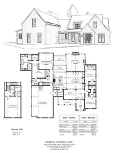 Plan #3751 | Design Studio- would have to add exercise studio and man room - move the toilet to lake closet bigger, remove tub and make walk through shower Dream House Plans, House Floor Plans, Home Plan Drawing, House Blueprints, Minecraft Blueprints, Modern Farmhouse Style, Industrial House, Cabin Homes, House Layouts