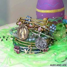 Need a great easter gift?! Try Alex and Ani! #Alexandani #Bracelet koehnjewelry.com
