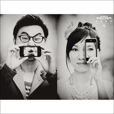 Hong Photography Studio, 014 - Paris engagement photo session