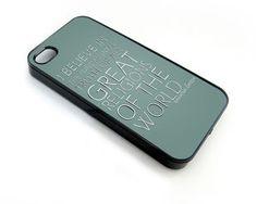 Amore Mahatma Gandhi Iphone 5, 5S Case