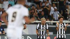 BotafogoDePrimeira: Em teste para Libertadores, Botafogo vence o Volta...