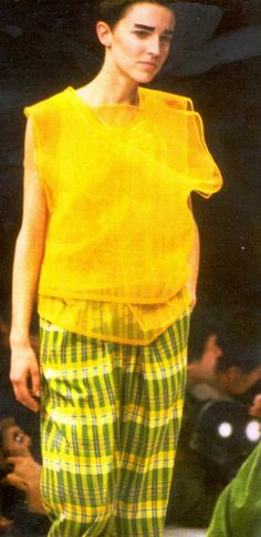 """ Comme des Garcons Fall/Winter 1985 """