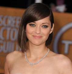 Love the makeup & hair, too!!!   Fashion Hits and Misses: The 2013 SAG Awards | Gallery | Wonderwall