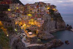 Liguria, Manarola - il fascino delle Cinque Terre (Monterosso, Vernazza, Corniglia, Manarola, Riomaggiore)