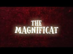 The Magnificat - Christian Music with lyrics - Christmas Song. Performed by Koiné from album Emmanuel Lux. Also known as The song of Mary or Mary's Song, The. Mary's Song, Songs, Christian Music, Music Lyrics, Neon Signs, Album, Youtube, Christmas, Lyrics