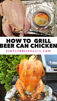 Beer Can Turkey on Pinterest | Turkey Breast, Gravy and Smoked Turkey ...