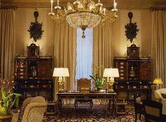 Alberto Pinto - Interior Designs....Private residence in New York