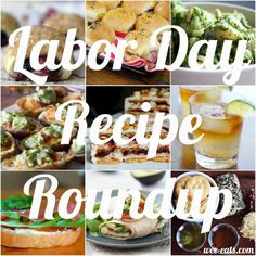 Labor Day Recipe Roundup