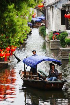 China Zhouzhuang The Water Town