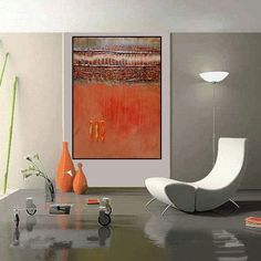 Contemporary Abstract Painting by Kim Bosco by MAUSART