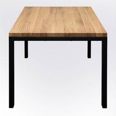 Stół industrialny - stół loft ASTORIA to idealny wybór do wnętrz zaaranżowanych w stylu loft i industrialnym. Charakterystyczną cechą modelu jest prosta i wyrafinowana, stalowa podstawa, przywołująca na myśl surową formę stołów fabrycznych i rzemieślniczych. Dining Table, Furniture, Home Decor, Decoration Home, Room Decor, Dinner Table, Home Furnishings, Dining Room Table, Diner Table