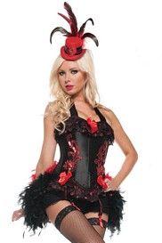 French Cabaret Costume