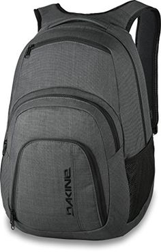 Dakine Campus Backpack 33 LOne Size Carbon ** Read more reviews of the product by visiting the link on the image.