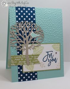 Stampin' Up! Thoughtful Branches For You