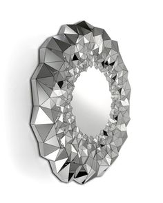 Stellar Collection: shimmering mirrored pieces by Jake Phipps