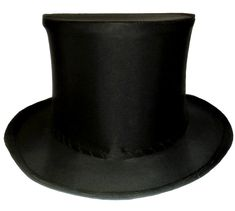 Lined in cream color silk grosgrain and Black Silk. Has a Gold Crest Stamp on the inside as seen in picture Wedding Cosplay Magician Victorian Gentleman Vampire. Victorian Costume, Vintage Gothic, Victorian Steampunk, Vintage Hats, Vintage Style, Vintage Fashion, Goth Costume, Steampunk Costume, Costumes