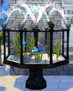 Summer Garden Tank (Iron) at Sims 4 Studio via Sims 4 Updates