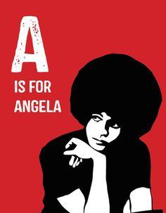 Feminist Heroes to Teach Kids Their ABCs in Badass New Picturebook | GOOD