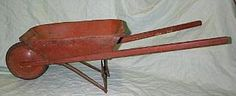 Childs Metal Wheelbarrow