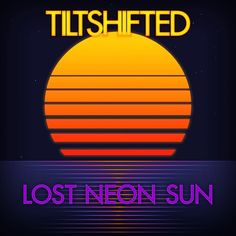 First single released on 1st of Jan 2016. Drawn with Photoshop vector tools. Bit of effects and stuff to try to put some neon on it. #albumcover #synthwave #outrun