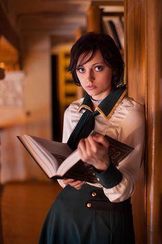 Elizabeth BioShock Infinite Cosplay Costume #cosplay
