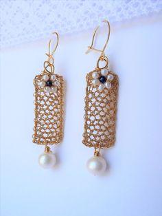 Pearls and Lapis Lazuli. 16 May 2018