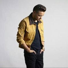 Liam's new picture on the boys official website