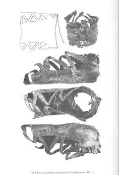 Shoe, Salzburg salt mine, Hallstatt culture, VII-V BC