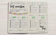 Why a Bullet Journal Might Be Your Perfect Training Log http://www.runnersworld.com/running-gear/why-a-bullet-journal-might-be-your-perfect-training-log/slide/3